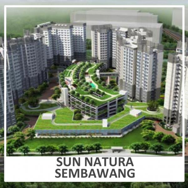 Sun Natura Sembawang